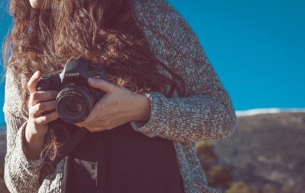 Canon Camera 600x380 - A Quick Guide to Photography Basics for Beginners