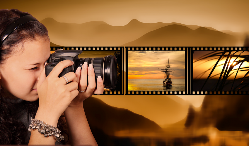 filming 850x500 - Should You License Your Photos and How to Do It?